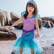 萬聖cosplay造型服裝-小美人魚