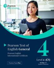 Practice Tests Plus PTE General C1-C2 Paper based with App & PEP Pack