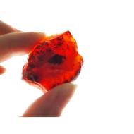 原礦紅玉髓-瑪瑙中的貴族