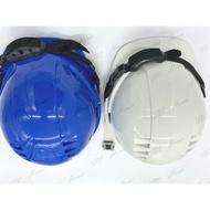 歐堡牌 SN-100 透氣型工業用防護頭盔 透氣式工程帽 工地帽 安全帽 專利設計 台灣製造 堅固安全