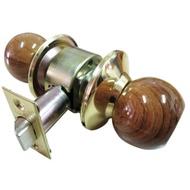 加安牌 LockWar C3A10-22 木紋系列 優美木紋 鎖閂60mm 烤漆木紋鎖(喇叭鎖 把手鎖 浴廁門用)