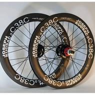 Joseph Kuosac Sticker Cutting Sticker Rims 20 Inch 16inch Wide Rims 4cm Folding Bike Wheels