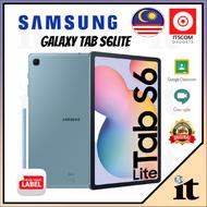 Samsung Galaxy Tab S6lite 10.4 4G LTE Tablet (P615N/P610N) - Original 100% 1 Year Warranty by Samsung