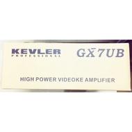 KEVLER GX7UB HIGH POWER VIDEOKE AMPLIFIER