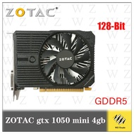 ZOTAC graphic card gtx 1050TI mini 4gb GDDR5 128-Bit HDMI gaming pc gtx 1050ti used video card WZ