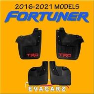 TRD MudGuard for Toyota Fortuner 2016 2017 2018 2019 2020 2021 Models