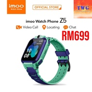 imoo Watch Phone Z5 Video Call/Precise Locating/Family Chat 1 Year imoo Warranty