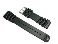 Seiko genuine Divers urethane rubber Watch Band DAL0BP 22mm