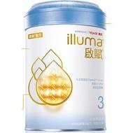 Wyeth 惠氏 Illuma 新啟賦 幼兒成長專用配方奶粉 3號 850g(1歲以上適用)【公司貨】小熊的家☘️