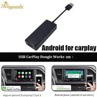 Kingsuda Auto Link Dongle Link Dongle สำหรับ Apple CarPlay USB อเนกประสงค์แบบพกพา
