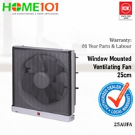 KDK Wall Mounted Filter Series Ventilating Fan 25cm 25AUFA