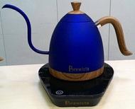 【Brewista Artisan】 細口壺,可控制溫度的咖啡手沖壺-600ml (藍色)贈蘇門答臘優質曼特寧1磅