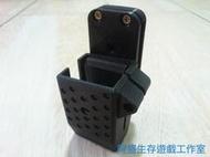 【阿盛生存遊戲工作室】BAT 062-1 短槍快拔彈匣套 1.5吋腰掛適用IPSC GLOCK HI-CAPA 3D列印