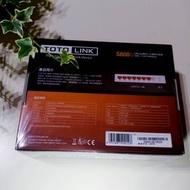 【sigmanet電腦廣場】全新未拆封TOTOLINK 8port S808G交換器買就送