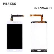 MILAIDUO For Lenovo Vibe P1 P1c72 P1a42 P1c58 Lcd Display Touch Screen Without Frame Digitizer Assembly Parts 100% Tested Original 5.5inch