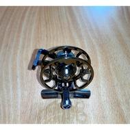 全新...全金屬前打輪/筏輪...金屬搖把...橢圓型大陶瓷環導