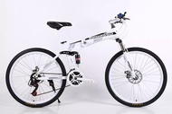 [SG BASED] Begasso 26 Inch Foldable Bicycle 2020 Edition Upgraded to 24 Speed