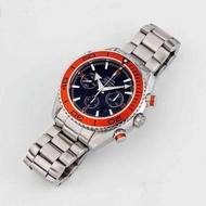 Omega歐米茄  海馬plante Ocean 600米系列腕錶