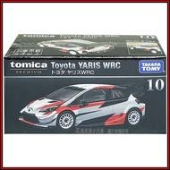 【Fun心玩】TM17312 正版 多美 TOMICA黑盒 PRM10 豐田 Yaris WRC21 模型車 禮物