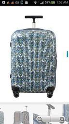 德國代購 Samsonite Liberty聯名貝殼硬箱 28吋四輪拉桿箱行李箱
