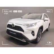 Toyota Rav4 五代 1/18 1:18 車模 模型 模型車
