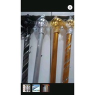 Curtain Rods / Iron Curtains