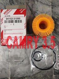 正廠 豐田 TOYOTA CAMRY 3.5 06 CAMRY 12 (油電) 機油濾芯 機油芯 機油心 機油蕊 可詢問