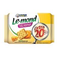 Julies茱蒂絲 雷蒙德乳酪夾心餅-增量包(216g)