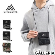 [Genuine Japan] Gregory Pass Case GREGORY Regular Insert CLASSIC Classic Neck Wallet ID Case Coin Purse Tri-Fold Outdoor Festival Mens Womens
