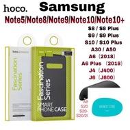 ร้านแนะนำของแท้ Hoco Case สีดำ Samsung Note5/Note8/Note9/Note10/Note10+/S8/S8+/S9/S9+/S10/S10+/A30/A50/A6/A6+/J4/J6