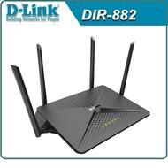 D-Link友訊 DIR-882 AC2600 MU-MIMO雙頻Gigabit無線路由器 MU-MIMO技術 / VPN Server 功能