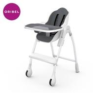 Oribel- Cocoon-成長型高腳餐椅-森林灰