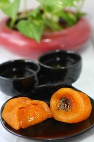 時光竹寶盒–關西鎮 良柚柿餅-爆漿柿餅 (禮盒組:6-8顆/小盒,3小盒/禮盒)
