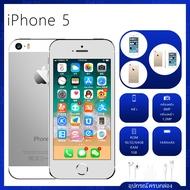 Apple iPhone 5 ไอโฟน 5 32GB ไอโฟนมือสอง โทรศัพท์มือถือถูกๆ เครื่อง สภาพ 95% เครื่องสวย การใช้งานปกติทุกอย่าง ราคาถูก ประกัน 1ปี 32GB by Real Hot