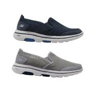 SKECHERS GOWALK 5 男 懶人鞋 55510 藍白NVY/灰LGBL 現貨 5月
