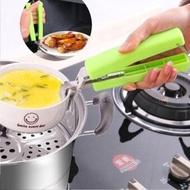VANDER LIFE สแตนเลส 430 พลาสติกชุดครัวชามร้อนโฟลเดอร์ความคิดสร้างสรรค์เครื่องมืออเนกประสงค์ - นานาชาติ