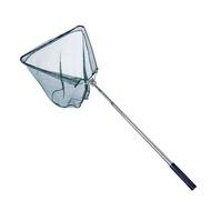 *快樂生活百貨*伸縮 折疊 鋁桿 三角漁網。抄網、折疊、伸縮折疊式魚網、摺疊手撈網、伸縮漁網、伸縮手抄網