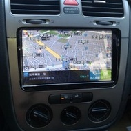 NEW~福斯golf 9吋 安卓主機/WIFI/導航