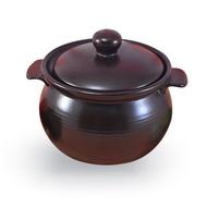 【堯峰陶瓷】6號深鍋 嚴選滷味鍋 陶鍋 燉鍋 (2~3人份)超耐用