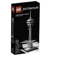 LEGO 21003建築