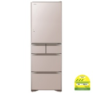 HITACHI R-G500GS XN 383L 5 Door Fridge