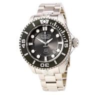 INVICTA潛水員系列-新一代自動上鍊機械腕錶(槍灰)