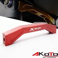 MOTO Yamaha Xmax250 Xmax300 Modified Cnc Aluminum Alloy Rear Shock Absorber Balance Bar Decorative Accessories