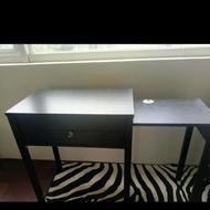 木頭小書桌 二手狀況佳 無重大磨損現象 自取