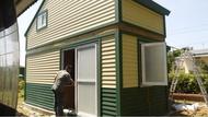 移動式小木屋  組合屋  鐵皮屋  貨櫃屋
