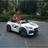 特警警車寶馬Z4四輪汽車雙驅動遙控男女孩童車可坐小孩兒童電動車