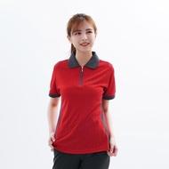 【遊遍天下】MIT女款吸濕排汗抗UV機能POLO衫SV050(M-XL)