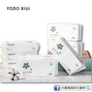 熱銷日本YODO XIUI 👍純棉拋棄式紗布巾 乾濕兩用紗布巾 嬰兒紗布巾 醫療口罩墊用柔巾 洗臉卸妝棉柔巾