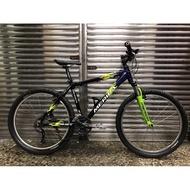 【 專業二手腳踏車買賣 】 美利達 MERIDA 冠軍1號 SLX 27速 中古登山車 MTA-520 冠軍一號