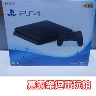 【PS4主機】PS4 SLIM 2117A主機版本5.05 可破解改機 ✪自製改機備份✪嘉義樂逗電玩館